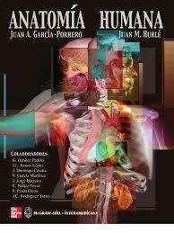 Anatomía Garcia Porrero - Uno de los libros de medicina para el primer año
