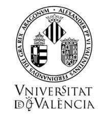 logo universidad de Valencia