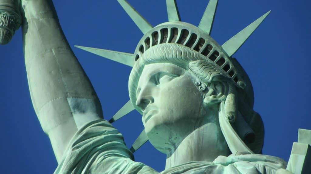 Estudiar medicina en Estados Unidos / Estatua de la Libertad