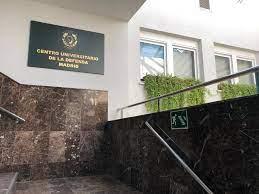 CENTRO UNIVERSITARIO DE LA DEFENSA DE MADRID MEDICINA